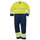 BIZ7 HIVIS ANTI-STATIC HEGGESZTŐ OVERÁL